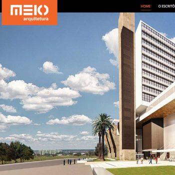 QuartaDesign Site Meio Arquitetura